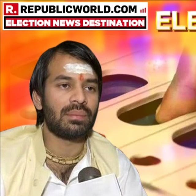 POLITICAL SCOOP | TEJ PRATAP YADAV TO CONTEST INDEPENDENTLY FROM THE SARAN CONSTITUENCY AGAINST HIS FATHER-IN-LAW CHANDRIKA RAI: SOURCES