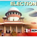 'CURRENT SYSTEM OF VVPAT VERIFICATION IS MOST SUITABLE', ELECTION COMMISSION TELLS SUPREME COURT AMID OPPOSITION'S TIRADE AGAINST EVM