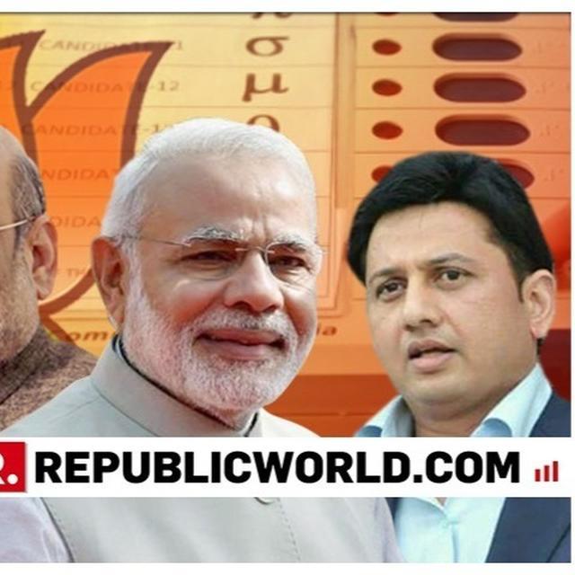 BJP ANNOUNCES 12TH LIST OF LOK SABHA CANDIDATES