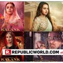 'HOW CAN YOU DO THIS WITH US': NETIZENS UPSET AFTER'KALANK' TITLE GETS DELAYED, KARAN JOHAR AND TEAM APOLOGISE