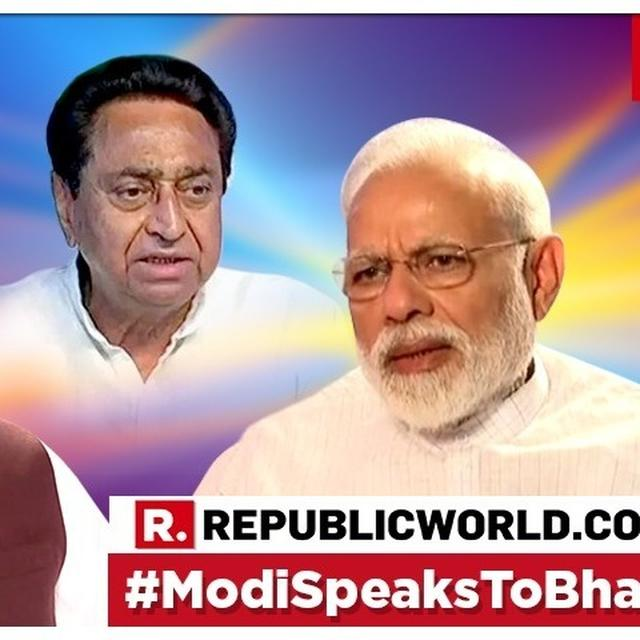 PM MODI INTERVIEW: 'WHAT DID MODI DO IN THE LAST 5 YEARS?', A RATTLED CONGRESS ASKS AFTER PM'S FIRST ELECTION INTERVIEW