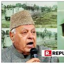SHAMEFUL   NC LEADER FAROOQ ABDULLAH INSULTS PULWAMA MARTYRS, EXPRESSES 'DOUBT OVER DEATH OF 40 CRPF JAWANS'