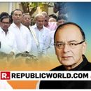JAITLEY CRITICISES JDS, CONGRESS FOR ORGANISING PROTEST AGAINST IT SEARCHES
