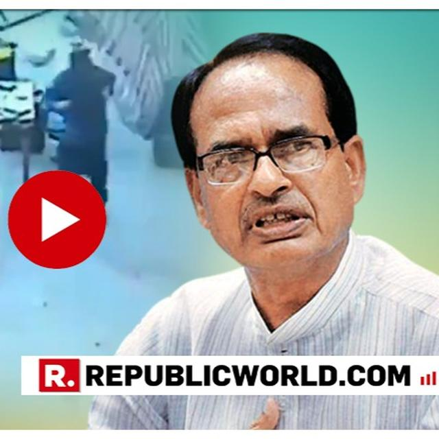 WATCH: SHIVRAJ SINGH CHOUHAN SHARES VIDEO OF A MAN BEING FLOWN AWAY ON UMBRELLA, SAYS 'CONGRESS WILL SUFFER SAME FATE IN ELECTIONS'