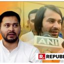 WATCH: 'HE SAID WE WILL SEE WE WILL SEE', TEJ PRATAP CALLS BROTHER TEJASHWI YADAV 'INDECISIVE' AFTER HEARING GRIEF OF RJD SUPPORTERS OUTSIDE HIS RESIDENCE