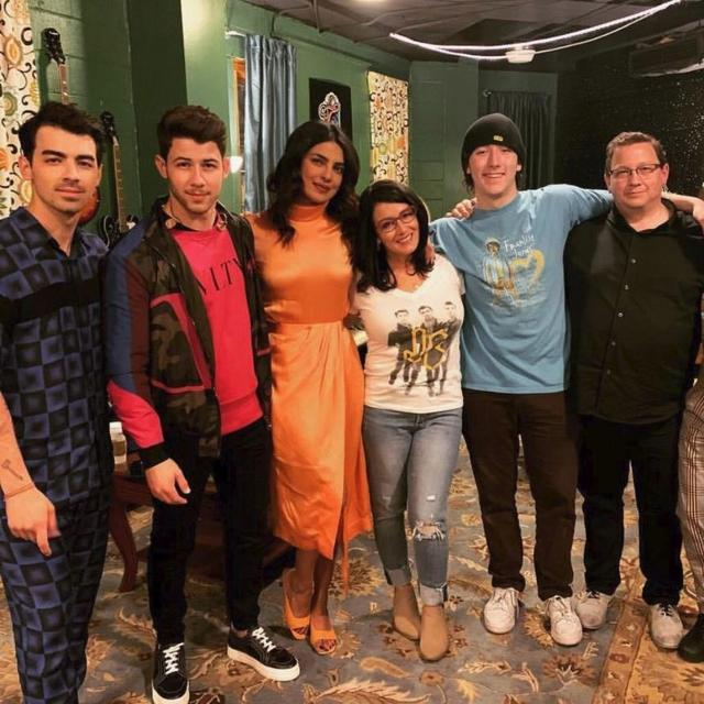 PRIYANKA CHOPRA'S VERDICT ON HER FIRST JONAS BROTHERS SHOW IS IN - HERE'S WHAT SHE MADE OF NICK, JOE AND KEVIN'S PERFORMANCE