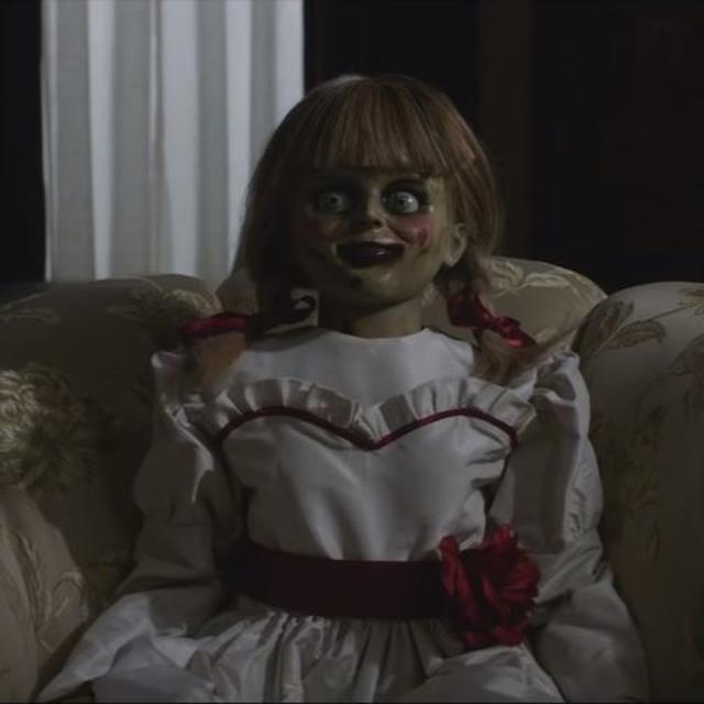WATCH   'DON'T KNOW IF I'M EXCITED OR SCARED TO WATCH THIS': NETIZENS ARE GOING INTO A FRENZY AS THE SPOOKY TRAILER OF 'ANNABELLE COMES HOME' UNVEILS