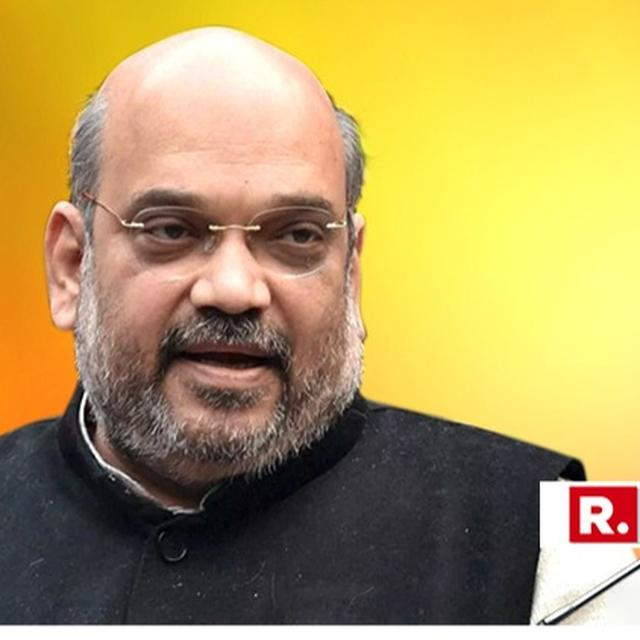 WATCH: 'RAN TO KERALA FEARING DEFEAT IN AMETHI', SAYS BJP CHIEF AMIT SHAH ON RAHUL GANDHI'S DECISION TO CONTEST FROM TWO SEATS