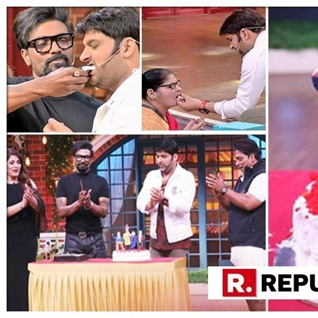IN PICS | KAPIL SHARMA'S FANS AND FRIENDS CAN'T WAIT FOR HIS BIRTHDAY, REMO D'SOUZA, GANESH ACHARYA, ARCHANA PURAN SINGH JOIN IN THE CELEBRATIONS ON HIS COMEDY SHOW