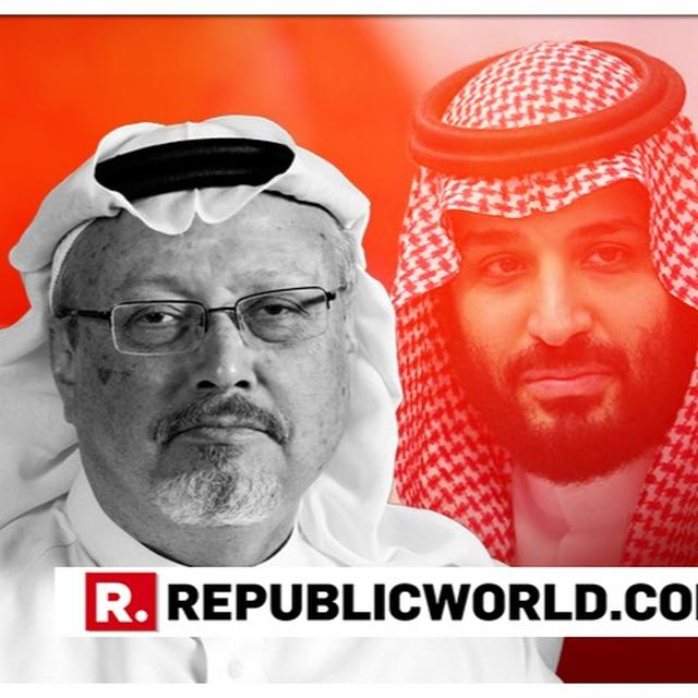 JAMAL KHASHOGGI'S MURDERERS RECEIVED TRAINING IN UNITED STATES, USED ELECTRIC SAW TO DISMEMBER HIM; REPORT REVEALS