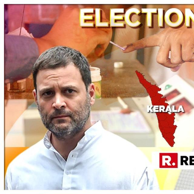 LEFT TO GO ALL OUT TO 'DEFEAT' RAHU GANDHI, NOT WITHDRAWING CPI CANDIDATE