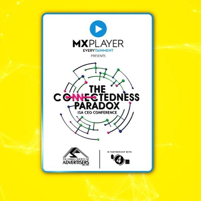 """ISA CEO CONFERENCE'19 