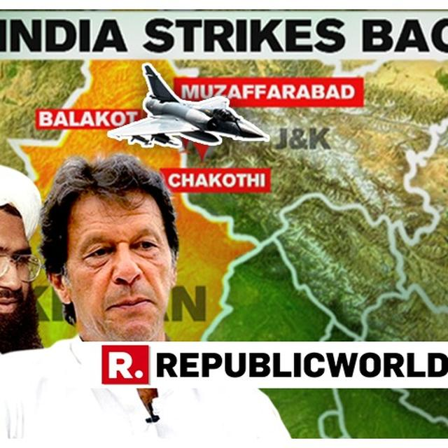 MAJOR PROVOCATION: 4 PAK F-16s, UAV SPOTTED BY INDIAN RADARS