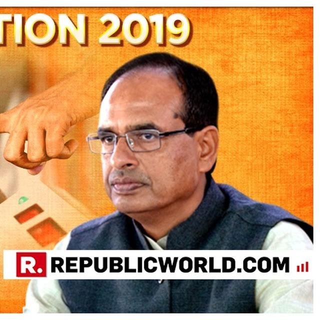 SHIVRAJ SINGH CHOUHAN TO ADDRESS POLL RALLIES IN CHHATTISGARH ON APRIL 3