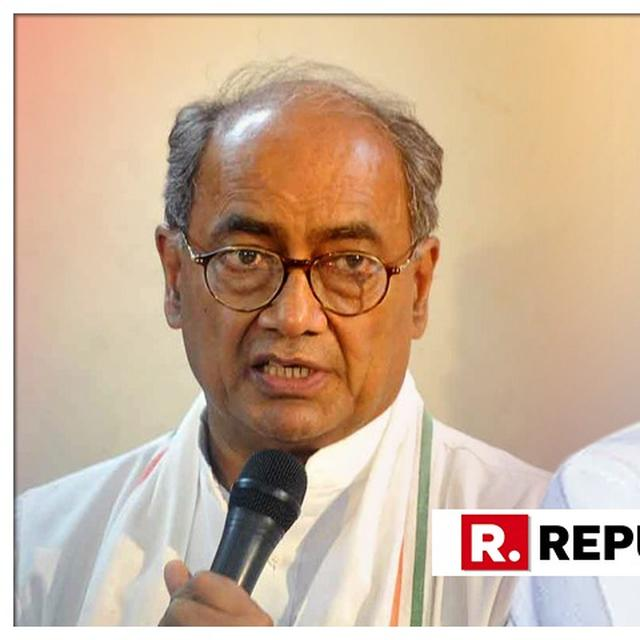 CONG VS CONG: DIGVIJAYA SINGH UPSET AFTER MP CM KAMAL NATH WITHDRAWS SECURITY COVER FROM RSS HEADQUARTERS