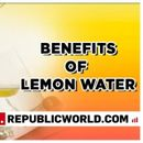 8 HEALTH BENEFITS OF LEMON WATER: REASONS WHY YOU SHOULD INCLUDE LEMON WATER IN YOUR DAILY DIET