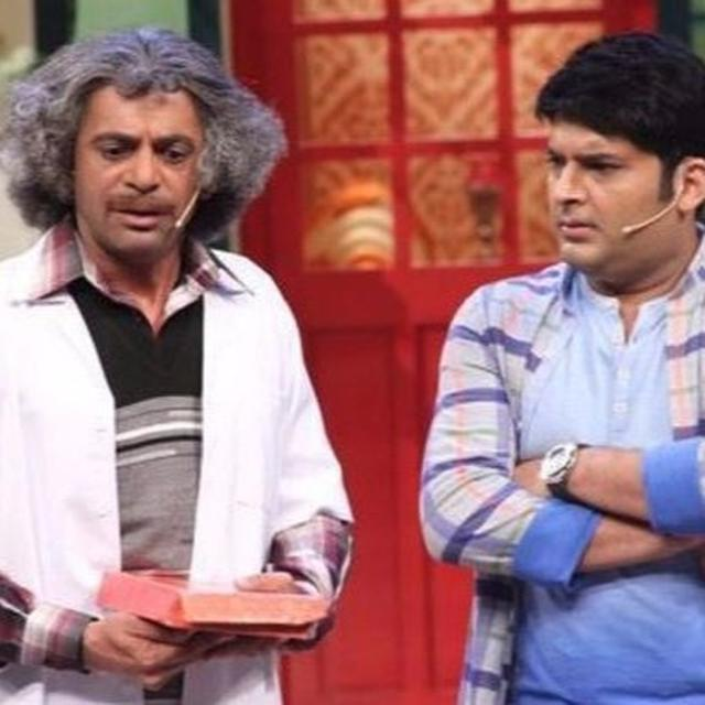 KAPIL SHARMA ADDRESSES ALLEGATIONS OF 'HURLING A SHOE' AT SUNIL GROVER, HERE'S WHAT THE ACE-COMEDIAN SAID