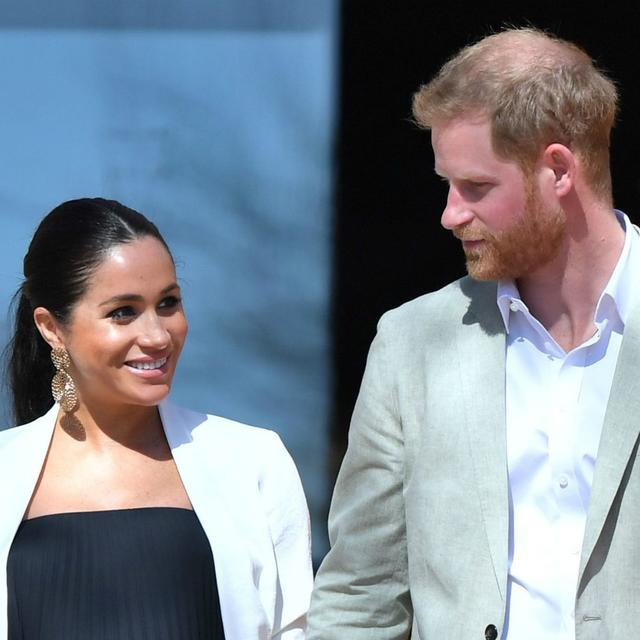 PRINCE HARRY AND MEGHAN MARKLEJOIN INSTAGRAM AS A COUPLE, HERE'S THEIR HANDLE