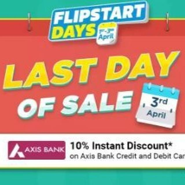 LAST DAY OF FLIPKART SALE: SOME OF THE BEST DEALS ON SMART TV AND WEARABLE