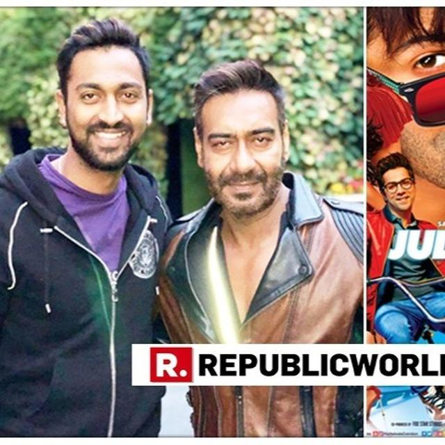 'JUDWAA 3', SAY NETIZENS AFTER AJAY DEVGN SHOWS INTEREST IN DOING A DOUBLE ROLE FILM WITH CRICKETER KRUNAL PANDYA, HIS 'DOPPLEGANGER'