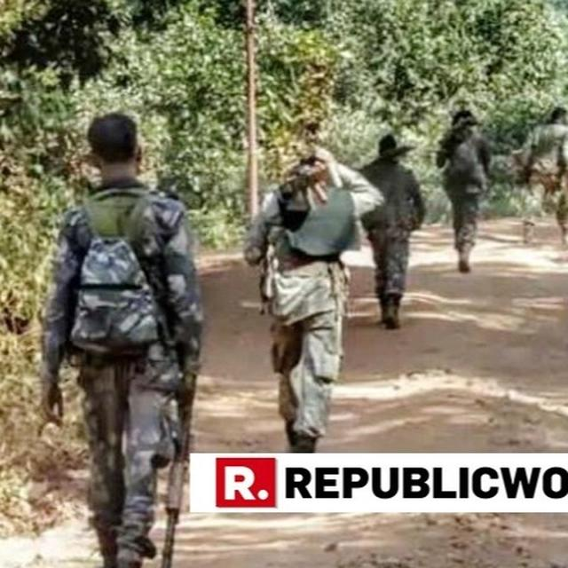 FOUR BSF JAWANS HAVE BEEN KILLED AND TWO OTHERS INJURED IN ENCOUNTER WITH NAXALS IN CHHATTISGARH'S KANKER DISTRICT