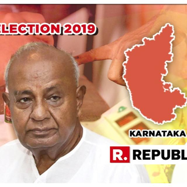"WATCH | ""SIDDARAMAIAH WAS DEFEATED BY THE PEOPLE, NOT JD(S), IN ASSEMBLY POLLS,"" PARTY CHIEF DEVE GOWDA'S INDIRECT SWIPE AT ALLY & CONG LEADER"