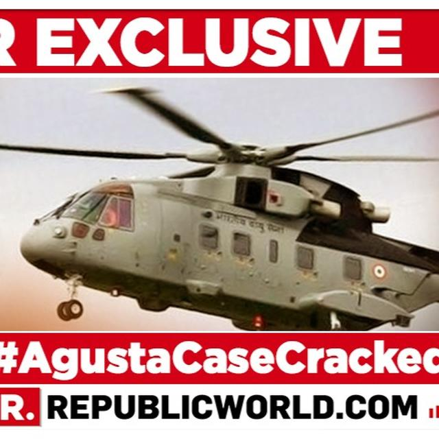 SPOOKED CHRISTIAN MICHEL MOVES PATIALA HOUSE COURT OVER ED'S CHARGESHEET IN AGUSTA WESTLAND CASE, ATTEMPTS TO DOUBLE BACK ON EXPLOSIVE REVELATIONS