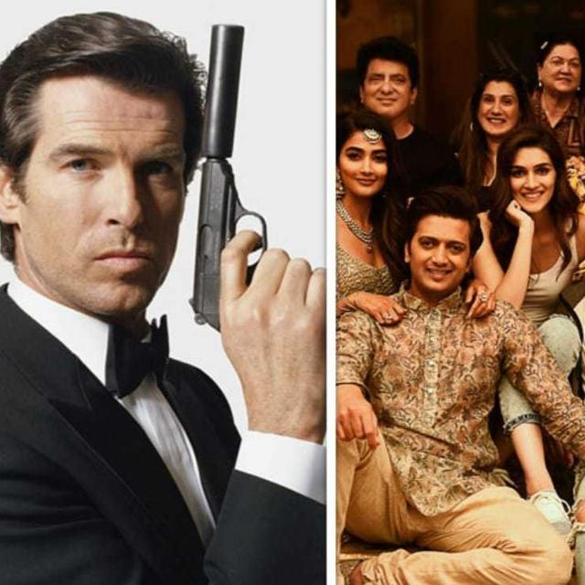 'JAMES BOND' AND 'HOUSEFULL' SERIES SHARE THIS COMMON CONNECTION!
