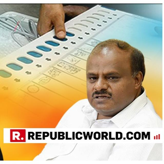 KUMARASWAMY LASHES OUT AT CONG, OTHERS FOR 'CHAKRAVYUHA' AGAINST HIS SON IN MANDYA