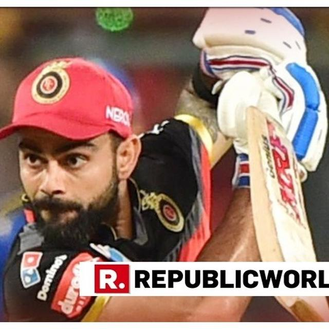 VIRAT KOHLI BECOMES THE HIGHEST RUN-GETTER OF IPL, 'THIS IS WHAT GENIUS CAN DO' SAY NETIZENS