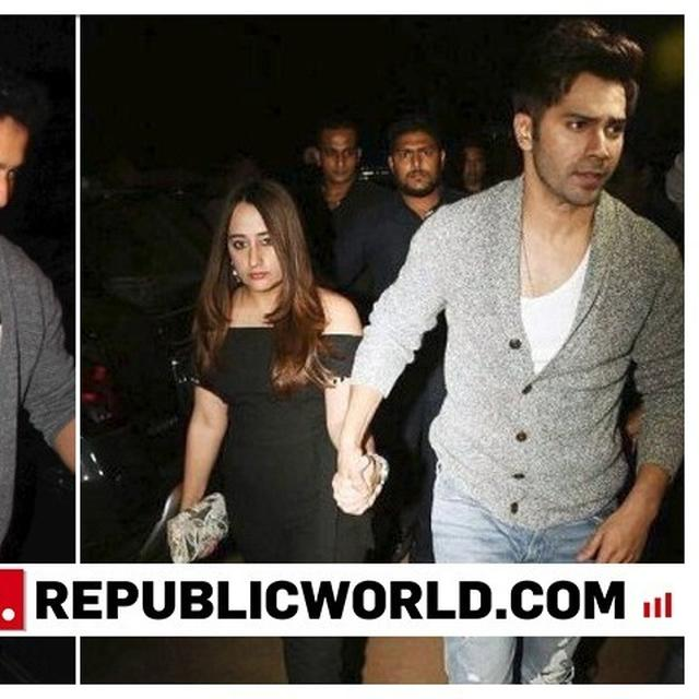 VARUN DHAWAN'S STALKER THREATENS TO KILL HIS GIRLFRIEND NATASHA DALAL, COMPLAINT FILED