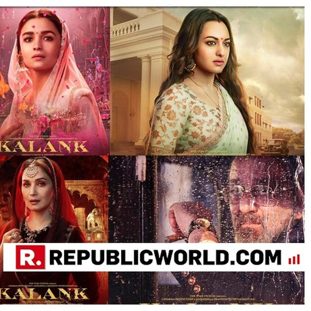 WATCH: '700 WORKERS AND 3 MONTHS TO CREATE THIS SPECTACULAR CITY': VARUN DHAWAN-ALIA BHATT INTRODUCE THE 'WORLD OF KALANK', SHARE DETAILS FROM THE SETS