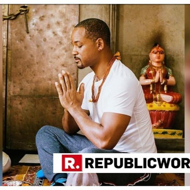 IN PICTURES | WATCH HOW TRAVELLING TO INDIA 'AWAKENED' WILL SMITH'S TRUE SENSE OF UNDERSTANDING HIMSELF