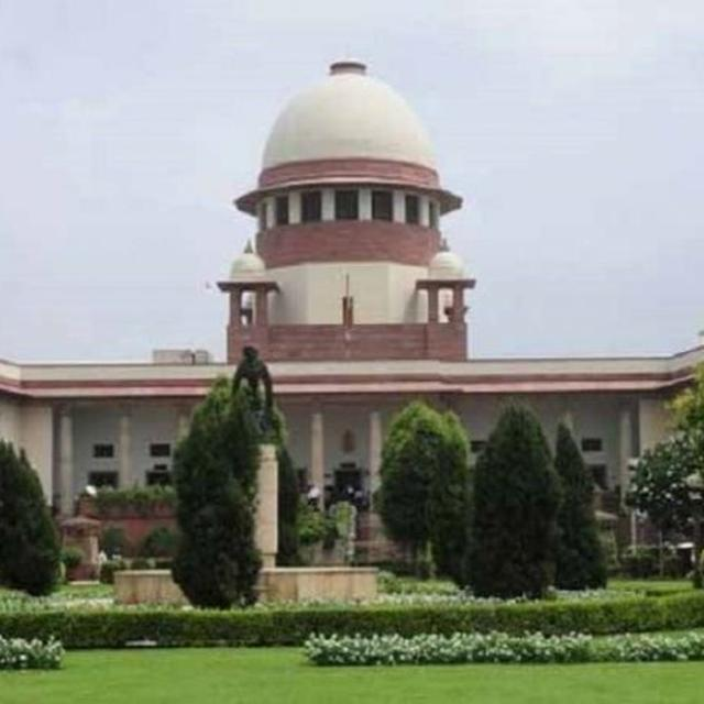 SUPREME COURT TO HEAR ON MAY 2 PLEAS AGAINST CENTRE'S 10 PERCENT RESERVATION TO ECONOMICALLY WEAKER SECTIONS