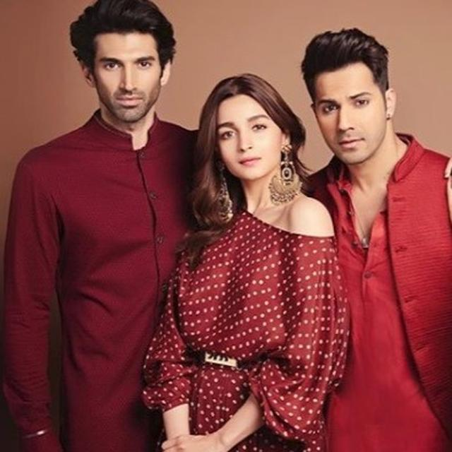 DID SPARKS EVER FLY BETWEEN ALIA BHATT AND VARUN DHAWAN? 'KALANK' PAIR CAN'T AGREE ON A COMMON ANSWER; ADITYA ROY KAPUR SAYS 'ISHQ COMPLICATED'