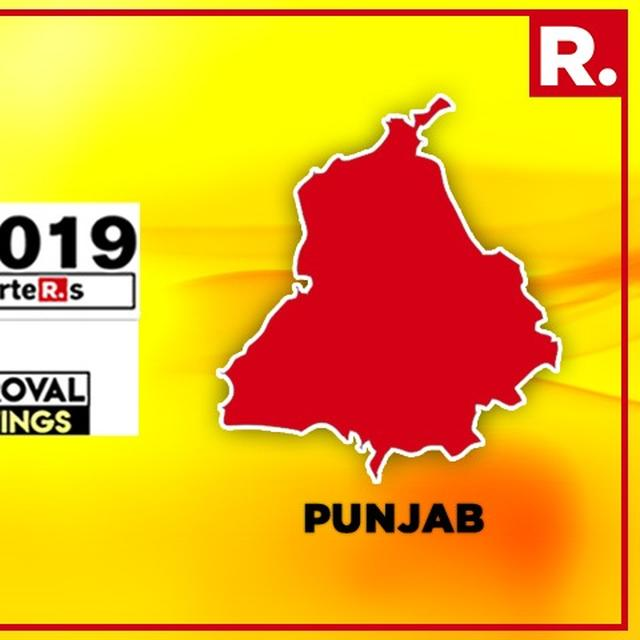 NATIONAL APPROVAL RATINGS : IN PUNJAB, CONG PROJECTED TO MAKE BIG GAINS