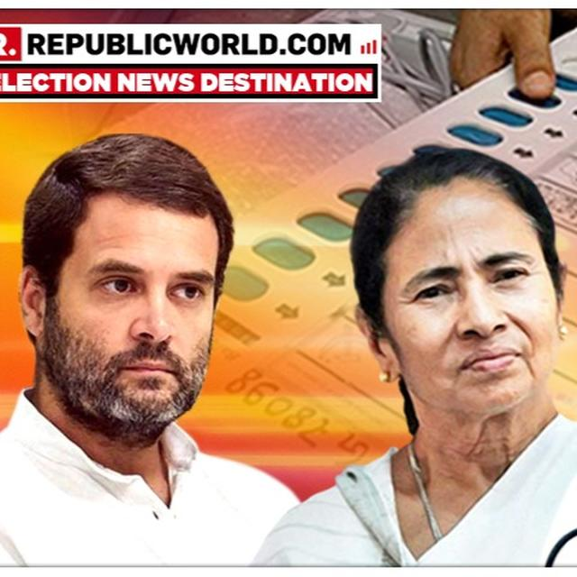 BIG STATEMENT: CONGRESS CAN'T WIN ON ITS OWN, WILL HAVE TO SEEK HELP, SAYS MAMATA BANERJEE BLAMING RAHUL GANDHI'S PARTY FOR BJP'S RISE