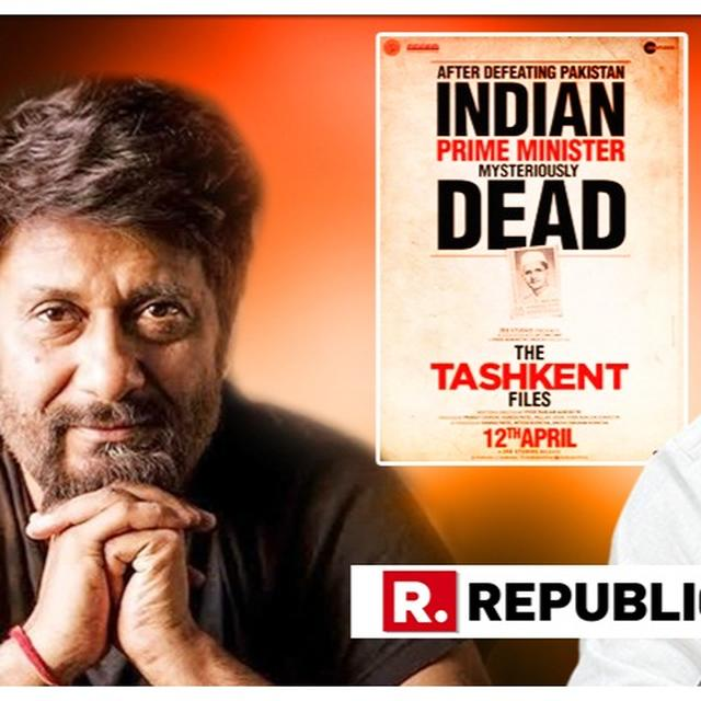 EXCLUSIVE: DIRECTOR VIVEK AGNIHOTRI ALLEGES 'THE TOP FAMILY IN CONGRESS' BEHIND LEGAL NOTICE TO 'THE TASHKENT FILES'