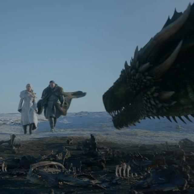 WHO WILL RIDE RHAEGAL IN GoT SEASON 8?