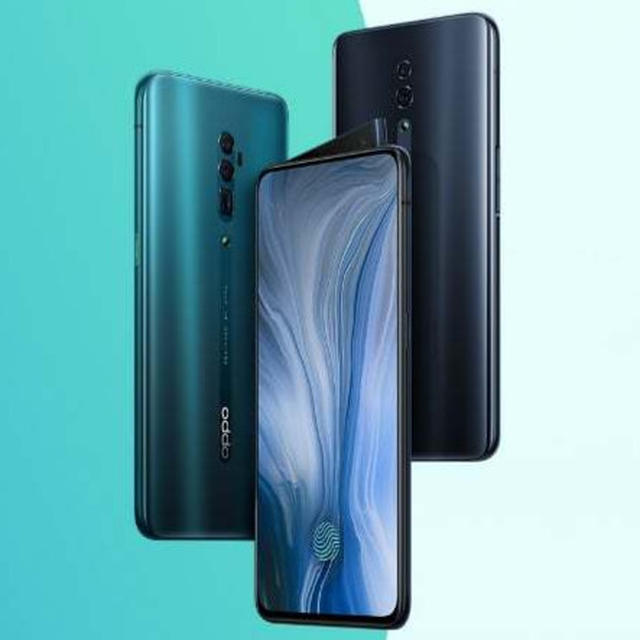OPPO RENO AND RENO 10X ZOOM EDITION LAUNCHED WITH 48MP PRIMARY REAR CAM, SHARK FIN-STYLE POP-UP SELFIE SHOOTER