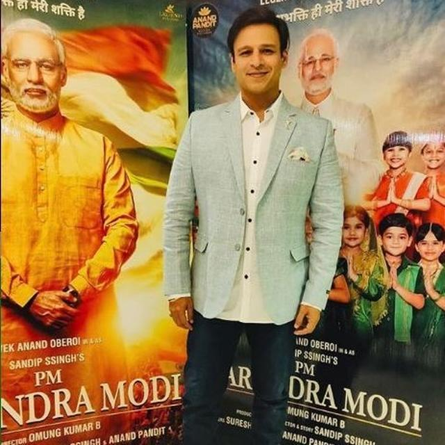 VIVEK OBEROI CANCELS PRESS MEET IN NAGPUR AFTER ELECTION COMMISSION STOPS THE RELEASE OF 'PM NARENDRA MODI' BIOPIC