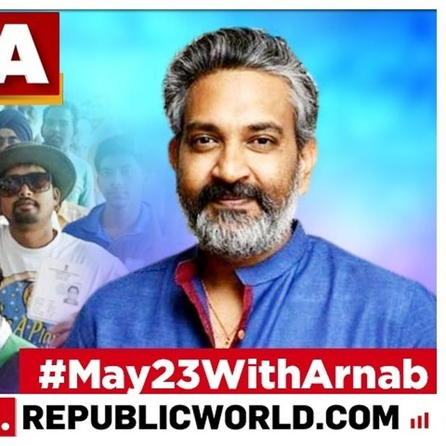 'HALF MY UNIT MEMBERS LEFT TO THEIR TOWNS TO EXERCISE THEIR VOTE,' BAAHUBALI DIRECTOR SS RAJAMOULI SHARES HIS MESSAGE AS 2019 ELECTIONS KICK OFF