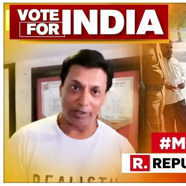 WATCH: 'YOUR VOTE IS EXTREMELY IMPORTANT TO SUPPORT THE DEMOCRACY OF OUR COUNTRY': MADHUR BHANDARKAR MAKES A PLEA TO ALL CITIZENS AS THE 2019 LOK SABHA ELECTIONS BEGIN