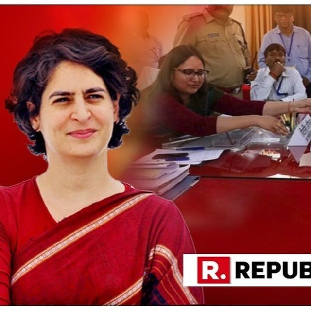 """EVERY POLITICIAN SHOULD LEARN FROM MY MOTHER'S DEVOTION TO RAE BARELI,"" WRITES PRIYANKA VADRA AFTER SONIA GANDHI FILES NOMINATION PAPERS"