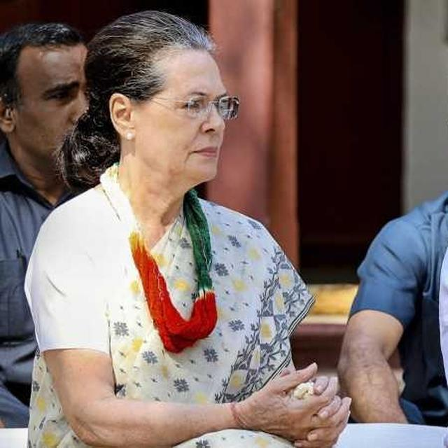 SONIA GANDHI DECLARES PERSONAL ASSETS WORTH RS 11.82 CRORE, CONGRESS CHIEF RAHUL GANDHI OWNS OVER 15.88 CRORE