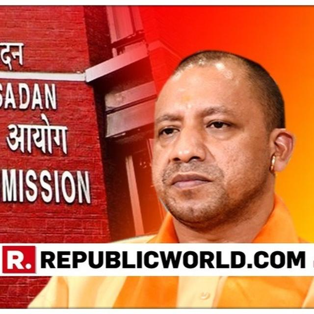 ELECTION COMMISSION ISSUES SHOW-CAUSE NOTICE TO UP CM YOGI ADITYANATH OVER COMMUNAL 'ALI-BAJRANGBALI' AND 'GREEN VIRUS' SPEECH