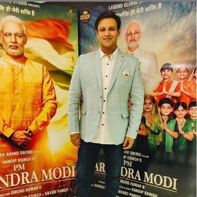 SANDIP SSINGH SAYS THAT VIVEK OBEROI PLAYED HIS ACTOR, DIRECTOR, SPOTBOY AND A WRITER FOR 'PM NARENDRA MODI' BIOPIC. READ HIS FULL STATEMENT