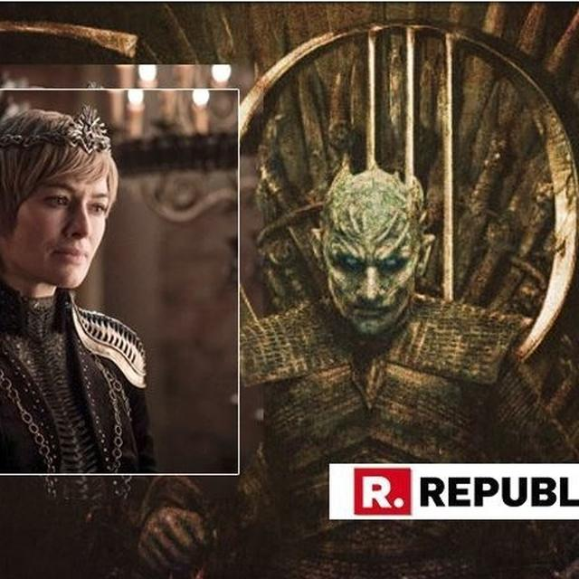 'GAME OF THRONES' SEASON 8: AS ANTICIPATION PEAKS, FAN THEORY THAT SUGGESTS THE FINAL BATTLE WILL BE AGAINST CERSEI AND NOT THE NIGHT KING IS RAISING EYEBROWS