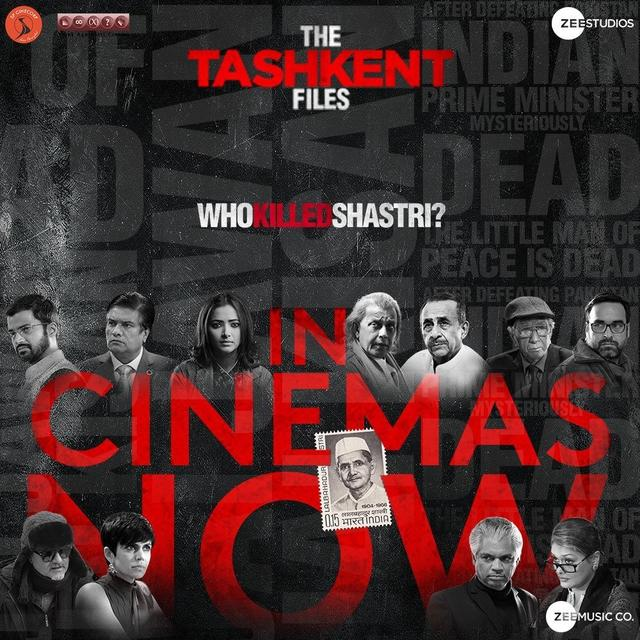 THE TASHKENT FILES TWITTER REVIEW: NETIZENS ARE THRILLED, CALL THE FILM 'BRILLIANT' AND 'RECOMMEND HIGHLY' TO WATCH