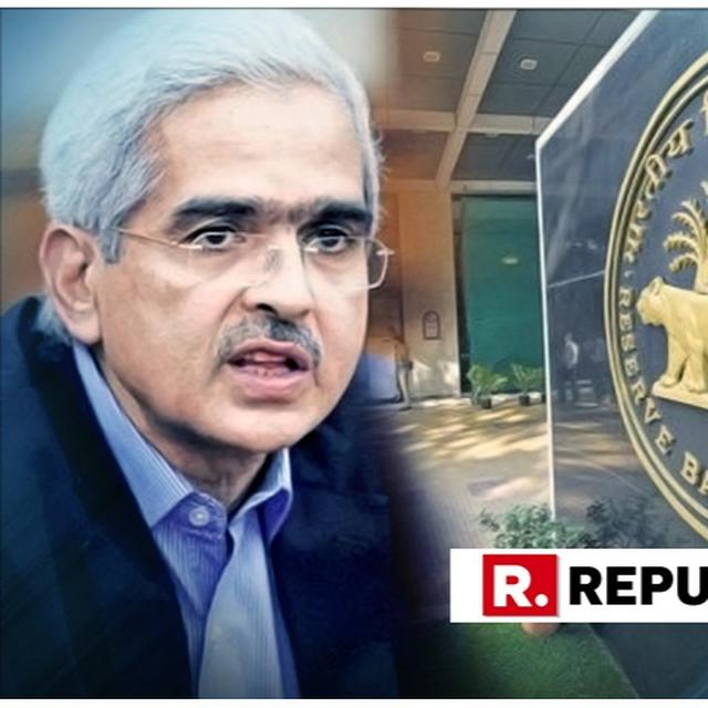 MONETARY ECONOMICS IN EMERGING MARKETS NEEDS A RETHINK, SAYS RBI GOVERNOR